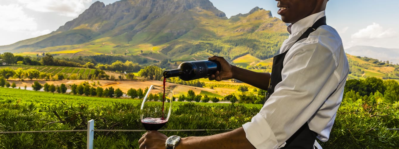 A road map to the magnificent wine estates around Cape Town | INNTouch